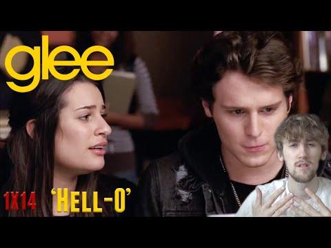 Glee Season 1 Episode 14 - 'Hell-O' Reaction