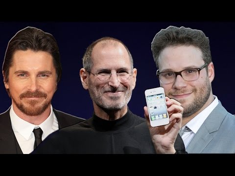 jobs - Christian Bale & Seth Rogen Teaming For Steve Jobs Biopic Subscribe Now! ▻ http://bit.ly/SubClevverMovies Move over Ashton Kutcher and Josh Gad, there's a new dynamic duo set to tell Steve...