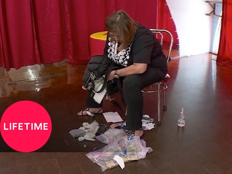 Dance Moms: What's in Abby's Purse? (S5, E22) | Lifetime