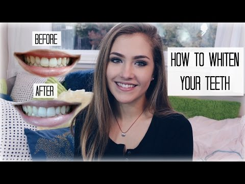 Advice On How To Whiten, Your Teeth