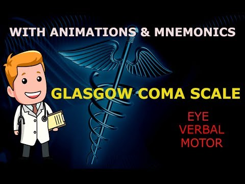 Glasgow Coma Scale (gcs) Made Easy (with Animations & Mnemonics)!!