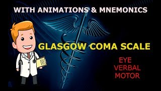 Download Video GLASGOW COMA SCALE (GCS) made easy (with ANIMATIONS & MNEMONICS)!! MP3 3GP MP4