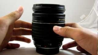 Canon EF Zoom Lens 28-200mm F3.5-5.6 USM Review/Tutorial