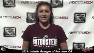 Isabella Gallegos