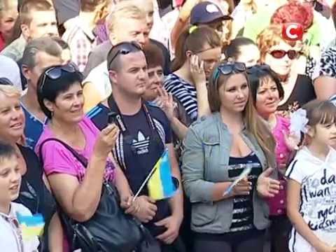 Караоке на майдане в Киеве - Выпуск 821 - 05.10.2014 - Часть 1