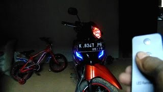 Video Cara Membuat Kunci Remot Dari Lampu Emergency.(remote lock of emergency lights). MP3, 3GP, MP4, WEBM, AVI, FLV Desember 2018