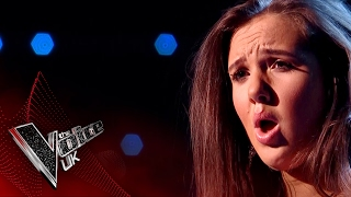 Ciara Harvie  'Nessun Dorma':  | The Voice UK 2017