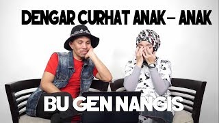 Video Bu Gen Nangis Denger Curhat Anak-anak Gen Halilintar! MP3, 3GP, MP4, WEBM, AVI, FLV November 2018