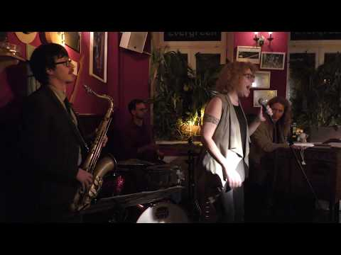 I'd Rather Drink Muddy Water - Miss Mikey May & The Organ Grinders at Evergreen Pub Dresden