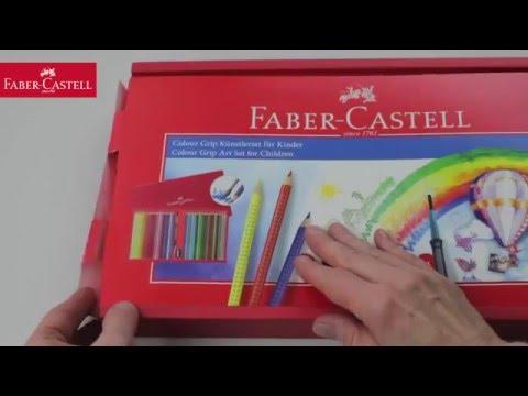 1109136/1124 Faber Castell Colour-Grip -