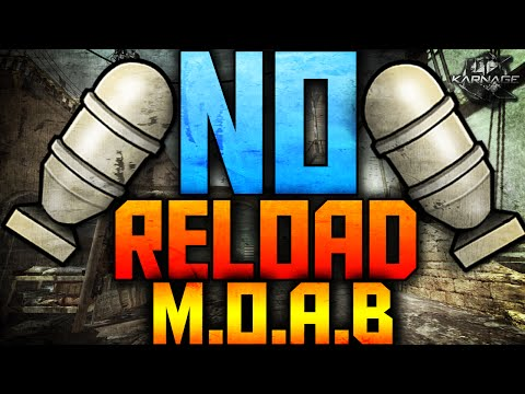 MOAB - Hope you enjoyed this No Reloading MOAB Gameplay! ▻MOAB by: http://www.youtube.com/MushyYT ▻Commentator: http://www.youtube.com/TeakySnee Follow KARNAGE on Twitter! ▻ http://bit.ly/QM1A8C...
