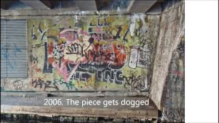 Banksy vs. Robbo [Original timeline] HD - YouTube