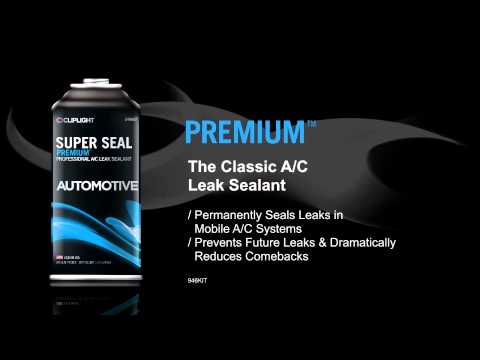 A/C Leak Repair - Super Seal - The Premier Automotive A/C Le