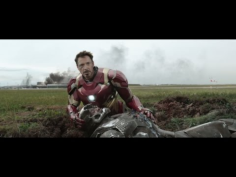 Captain America : Civil War - Bande annonce 2 (VOST)