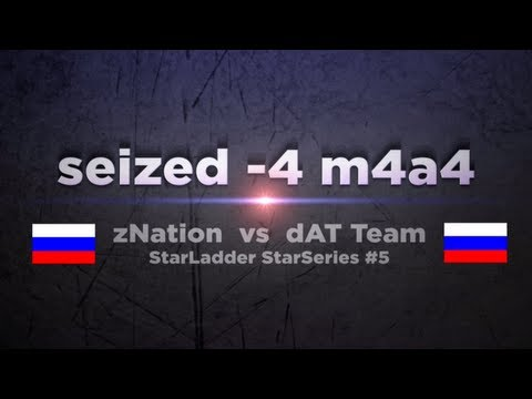 zN seized vs dAT @ SLTV StarSeries #5