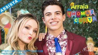 Thomaz Costa resolveu fazer uma festa de aniversário diferente e o tema foi Festa Junina, assistam à este lindo Arraiá dos 17 anos desse querido ator !