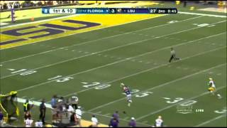 Andre Debose vs Alabama, LSU, OSU, Georgia (2011)