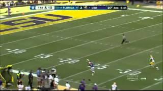 Andre Debose vs Alabama, LSU, OSU, Georgia (2011)