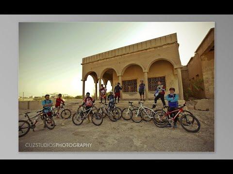 Desert Sand dunes MTB Race 2014