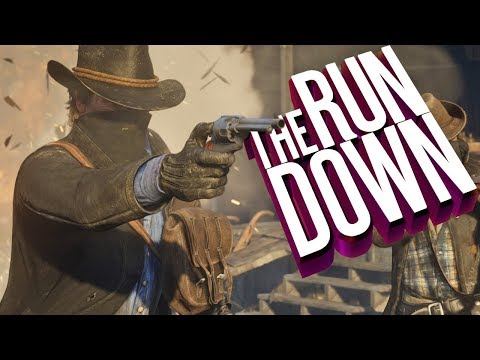Rockstar Responds To Red Dead Controversy! - The Rundown - Electric Playground