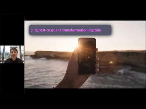 WEBINAR - La transformation digitale, ça vous parle ?