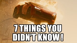 Nonton 7 Things You Didn't Know About Furious 7 - Fast & Furious 7 Film Subtitle Indonesia Streaming Movie Download