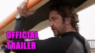 Chasing Mavericks Official Trailer (2012) - Gerard Butler
