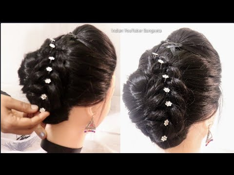 Beautiful French Hairstyles For Weddingparty Hair Style Girl