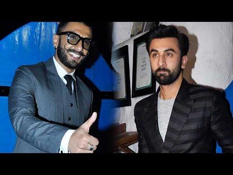 Ranveer Singh: Ranbir Kapoor Inspires Me!