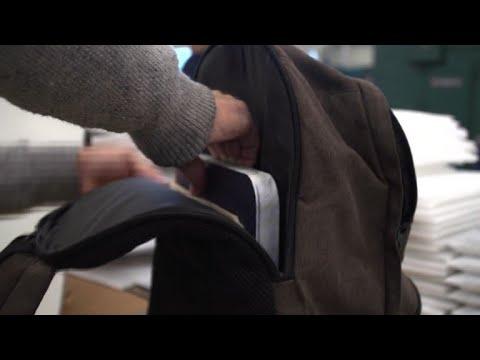 USA: Mit gepanzerten Ranzen in die Schule