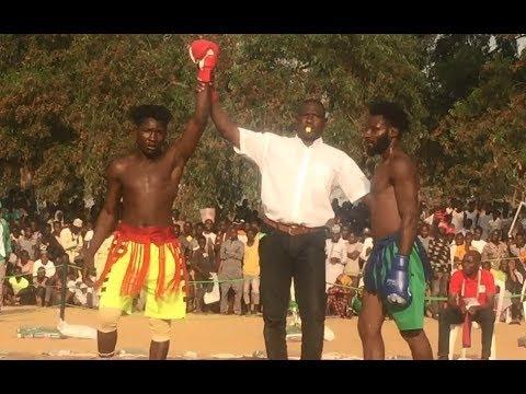 Bahagon Shagon 'Yansanda ya ci Zinare a damben Festival a Abuja
