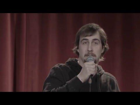 Коля Андреев - Big Stand-Up - март 2016