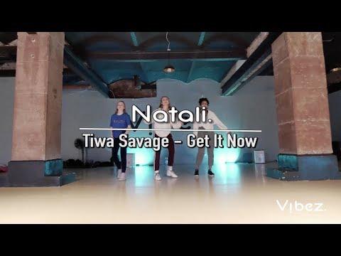Tiwa Savage ft. Omarion - Get It Now Remix Dance | Choreographie von Natali