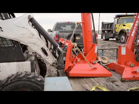 Utility Pole Puller by Shaver Mfg