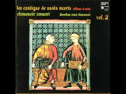 Clemencic Consort - Cantiga 166 (Como Poden)