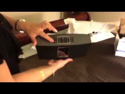 BOSE SoundTouch Portable II WiFi, Unboxing