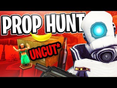 Garry's Mod Prop Hunt w/ Friendos #8 - Star Wars