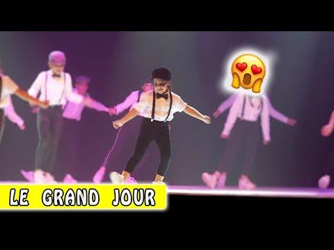 JEN DANSE : Le grand jour / Hip Hop, Lock, Pop et Waacking (видео)