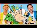 Finger Family Song | Daddy Finger Nursery Rhymes for Children | The Mik Maks