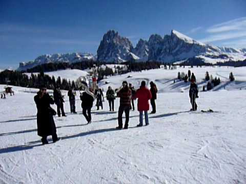Seiser Alm - Swing on Snow 2009