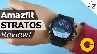 Xiaomi Huami Amazfit Stratos Review: Awesome Smartwatch... but I hate it