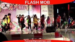 Flashmob Central Park Mall Jakarta Indonesia