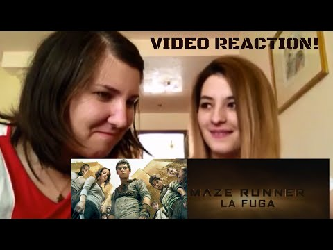 THE MAZE RUNNER - THE SCORCH TRIALS | TRAILER REACTION! w/ Jess Pages