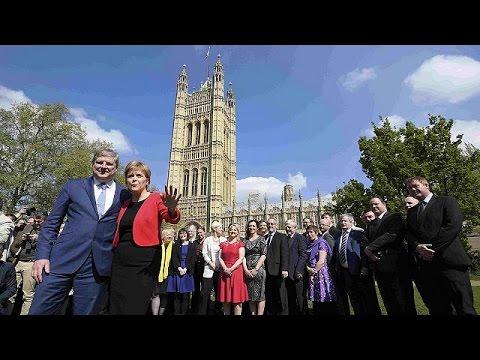 Στέρτζεον: Ο δρόμος για το δημοψήφισμα στη Σκωτία περνά από τις κάλπες της 8ης Ιουνίου