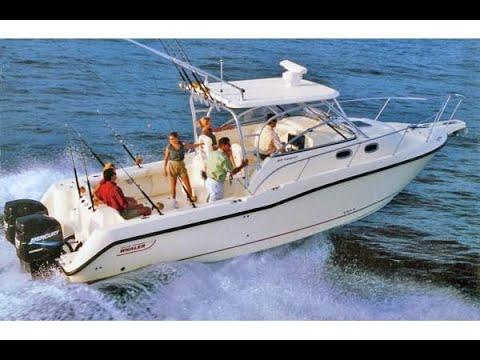 Boston Whaler 305 Conquest BATEAU DE PÊCHE - 2005