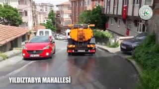 Yıldıztabya Mahallesi Dezenfekte Çalışmaları