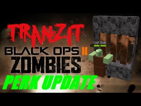 TranZit Zombies Steel Barricades Perk Update: Not Permanent?, Carpenter Effects, and More