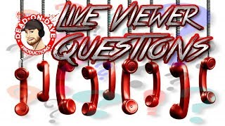 """Live Viewer Questions & MoreDonate & Support DOD Productionshttps://www.twitchalerts.com/donate/deadondaveSince people have asked Patreon is Back! Click here to support there.https://www.patreon.com/DeadOnDaveI am also one of the hosts of the YouTube Podcast """"Catch 33"""" along with Tommy C & ColossalisCrazy! Check us out right here!https://www.youtube.com/channel/UCFpp6cpU7jWBcADtq--qDbQ/featuredCheck out WRESTLECRATE.CO.UK for the best Monthly Subscription Box for Wrestling Fans. Use Promo Code DEADONDAVE to save 10% off your 1st BOX!http://www.wrestlecrate.co.uk/ALL POKEMON MUSIC IS FROM GlitchxCity Make sure you go check it outTwitter - @GlitchxCityYouTube - https://www.youtube.com/GlitchxCitySoundCloud - https://soundcloud.com/glitchxcityIf you want more Wrestling Content from me check me out over on the Andre Corbeil Show where I am a Co-Hosthttps://www.youtube.com/channel/UChKkQnO2PxAdXdjX-9oSFWQI'm now on Discord if you want to hang out and get updates for everything in the community.https://discord.gg/tA33XbtCheck Out The Dead On Dave Merch Store & Buy Some Shirtshttp://deadondave.spreadshirt.com/I am a proud partner with Machinima make sure you check them out right belowhttps://www.youtube.com/watch?v=y22PvO0nGysTo get this wonderful Graphic Work for yourself Contact my Graphics Man Guncannon & his new Graphics Company Iron Knight Graphics! Contact him at the following!IronGraphics1982@Gmail.comAdditional Graphics work provided by SparxyDriod a young Talented Artist. Contact her here if you would like to commission any work done for you or your channelhttps://twitter.com/SparxxyDroidAs well as @AHallDesigns who did some work for Nerd & The Jerk on short noticeBeen wanting to call in but didn't have a Skype ID for some weird reason? Well guess what NOW YOU can get in on the call in fun for All DOD LIVE Shows @ (702) 751-2902Dead On Dave ProductionsCall in on Skype - davidvancuraTwitter @DeadonDaveVFacebook https://www.facebook.com/DeadOnDaveProductions/My Dead"""
