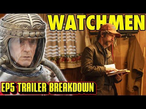 Watchmen Episode 5 Trailer Breakdown   HBO   Season 1 Theories