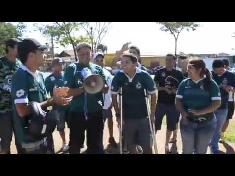 Nas Ruas - Jardim Novo Mundo - Goiás Esporte Clube